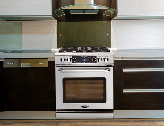 Find a Distributor - Capital Cooking | Luxury Home Appliances