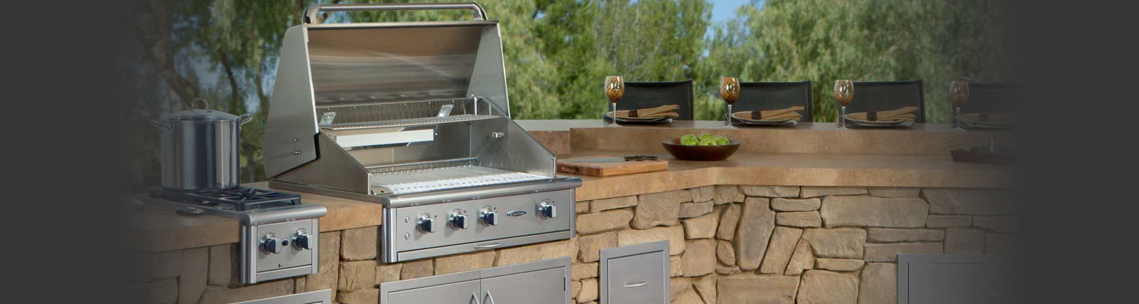 Outdoor Accessory Capital Cooking Luxury Home Liances